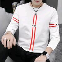 HN - Collections Baju Kaos Lengan Panjang Motif N.01