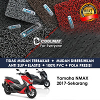 KARPET MOTOR COOLMAT PRIME YAMAHA NMAX 2017UP BROWN