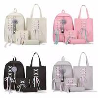 ★ASTR BTS - Tas Ransel Backpack Fashion TAS COZY