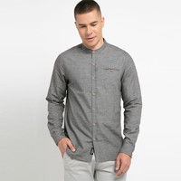 Cressida The Next Level Mandarin Collar Shirt B045A