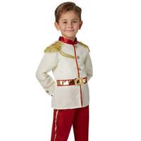 Baju kostum anak pangeran Prince Henry Cinderella prince charming kids