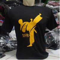 Baju Kaos T-shirt Martial Art Pencak Silat / Kaos Pencak Silat / Kaos