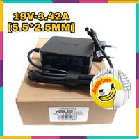 Adaptor Original Asus A455 A455L A455LA A455LB A455LD A450C 19V 3.42A