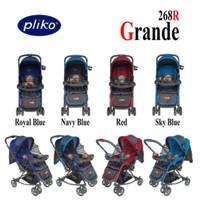 Baby Stroller Pliko Grande Rocker 268R