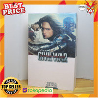Hot Toys HT Bucky Captain America Civil War Winter Soldier 1/6 Marvel