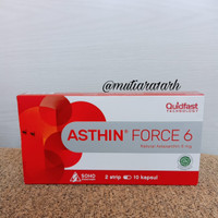 ASTHIN FORCE 6 MG 1 BOX 20 TAB