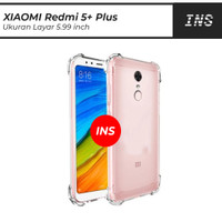 Casing Shockcase Xiaomi Redmi 5+ Plus | Anti Crack Premium Softcase
