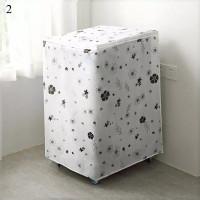 (Tabung A buka atas)Penutup mesin cuci/Cover mesin cuci bahan PEVA