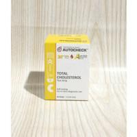 Autochek Strip Kolesterol / Stik Kolesterol / Strip Cholesterol