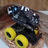 mainan die cast mobil off road inertia stunt vehicle/mainan anak