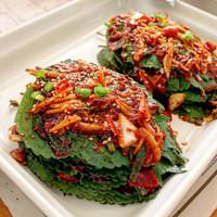 Perilla leaf kimchi / daun perilla / Kkaenip-kimchi 150g