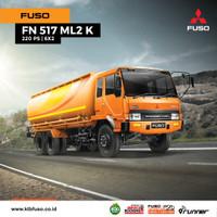 Fuso FN517 ML2 K | Mitsubishi Fuso FN 517 ML2 K