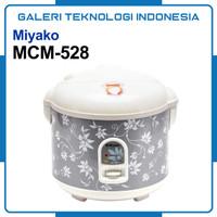 Miyako MCM 528 Rice Cooker Magic Com [1,8 Liter]