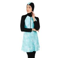 Baju Renang Muslimah Muslim Hijab Dewasa Jumbo / XXL XXXL 4L 5L