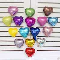 Balon Foil Hati / Love Size mini 5 inch ( 12,5 cm )