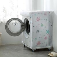 (Tabung B buka depan)Penutup mesin cuci-Cover mesin cuci bahan PEVA