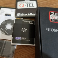 BlackBerry Torch 9800 tanpa battery