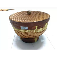 Ceting-Bakul- Tempat Nasi Anyaman Bambu