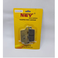 Disk Pad / Kampas Rem Cakram KLX-250 (Belakang)