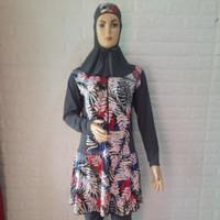 Baju Renang Muslimah Muslim Hijab Dewasa Remaja Jumbo / XXL XXXL 4L 5L