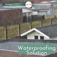 Corner Waterproofing Solution [Package]