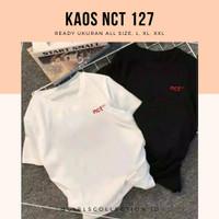 BAJU KAOS KOREA NCT 127 | KAOS OVERSIZE