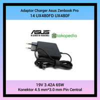 Adaptor Charger Asus Zenbook Pro 14 UX480FD UX480F Series