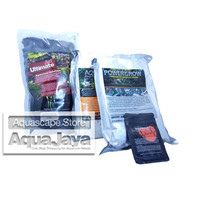 Paket Substrate Aquascape Aquasehat Aquagizi Powergrow Soil Ultimate