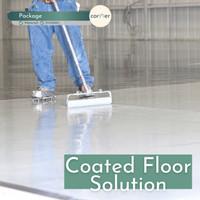 Corner Coated Floor Solution [Package]