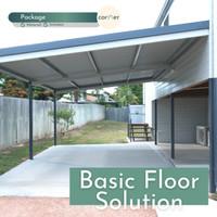 Corner Basic Floor Solution [Package]