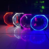XBT Eclipse Segi XB-113 Fan Case 12cm LED RING Non Auto Fan Casing