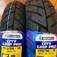 Michelin City Grip Pro 130/70-13 Ban Motor Nmax