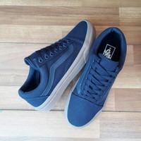 Sepatu Vans Oldskool DK Navy gum ORI Premium BNIB Quality