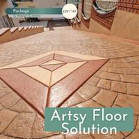 Corner Artsy Floor Solution [Package]