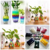 media Tanam hidroponik hidrogel paket 10 warna