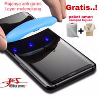 Antigores Samsung S7 Edge -tempered glass uv Samsung S7 Edge