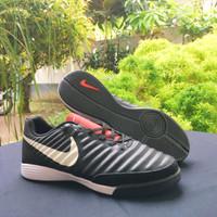 Sepatu Futsal Nike Tiempo X Finalle Black Light Crimson
