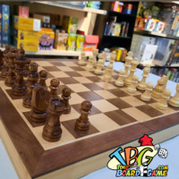 Premium Magnetic Chess Board Game - Papan Catur Magnet -