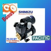 Mesin Pompa air SHIMIZU PS 230 dorong booster sanyo 226 wasser pb 318