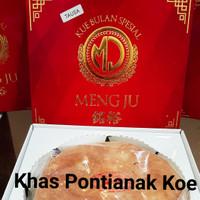 Kue bulan Meng Ju / Nyiet Piang / La Pia / Gwee Pia (Non Halal)