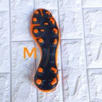 Outsole Nike Hypervenom Black Orange Sol Sole Alas Sepatu Bola