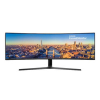SAMSUNG Curved Business Monitor 49 Inch LC49J890DKEXXD