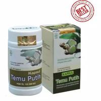 obat herbal kista dan melancarkan haid dengan kapsul temu putih