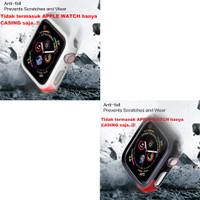Pzoz PC Protective Case Apple Watch 44mm (Seri 4/5/6/SE)