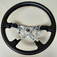 Steering Wheel Only Lingkar kemudi Innova Fortuner Camry warna hitam