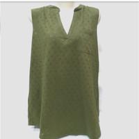 blouse tanktop atasan wanita Big Size Liz Claiborne