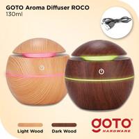 Goto Roco Humidifier Diffuser Aroma Terapi Essential oil Pelembab
