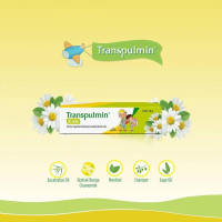 Transpulmin Balsam Baby & Kids 10 Gr & 20 Gr Baby