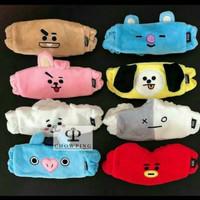 Bando Bandana Headband Tidur Make Up BTS BT21 Army Korea Cooky Chimmy