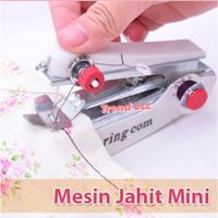 Trend - Alat Mesin Jahit Mini Portable Tangan Portabel Murah